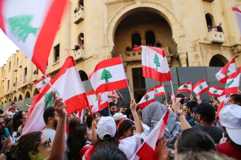 "LEBANON: ""THE WEEK OF WRATH"""