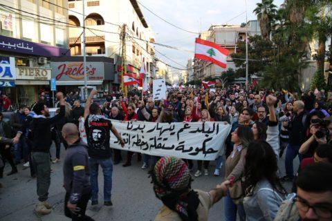 LEBANON: NEW GOVERNMENT, SAME OLD STORY?