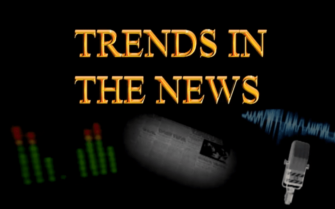 Trends in The News: January 22, 2019