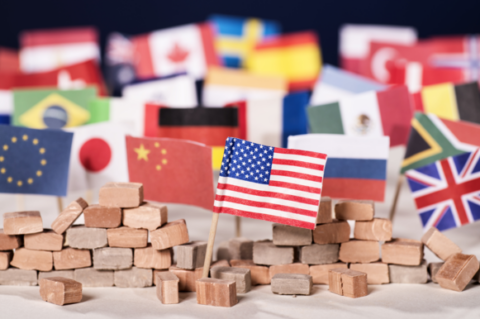 GLOBAL SLOWDOWN: WINNERS AND LOSERS
