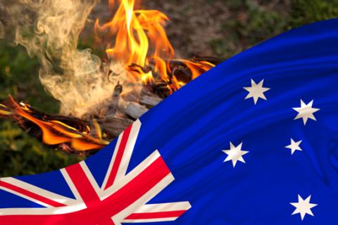AUSTRALIA: DOUBLE WHAMMY