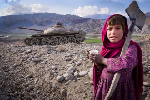 AFGHANISTAN: BOMBS AWAY