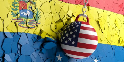VENEZUELA: GET READY FOR WAR