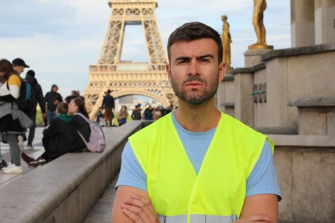 FRANCE: PROTESTS PETERING OUT?