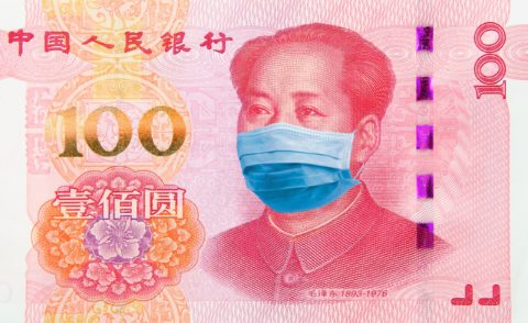 CHINA FIGHTS THE VIRUS WITH MONEY