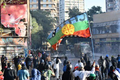 CHILE: PROTESTS ESCALATE