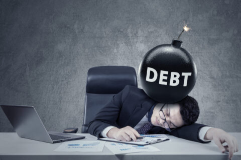 OECD WARNS ABOUT CORPORATE DEBT