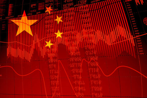 CHINA: RATES FALL, DEFAULTS EXPECTED TO RISE