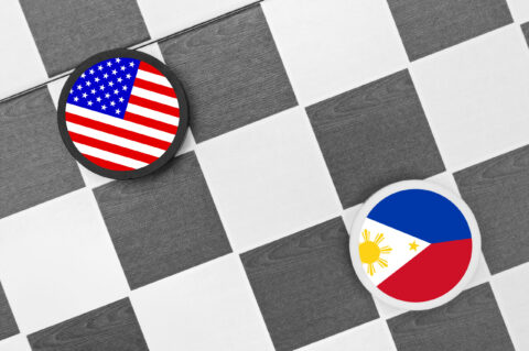 "PHILIPPINES TO U.S: ""GET OUT"""