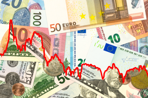 EUROZONE GROWTH SLOWEST IN SEVEN YEARS