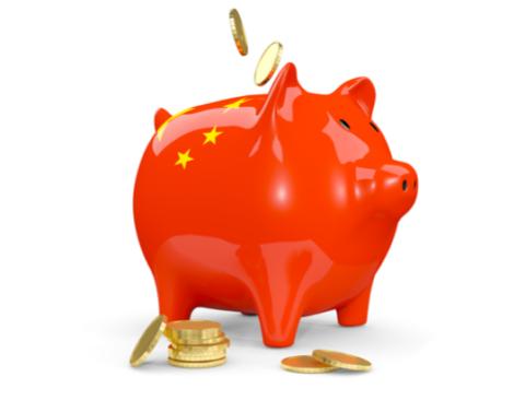 CHINA BANK FEVER