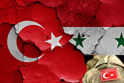 TURKEY/SYRIA: THREATS & ULTIMATUMS
