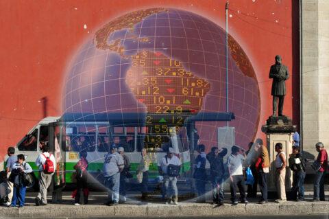 THE AMERICAS: GETTING WORSE ~ Development Bank Warns Latin American Countries