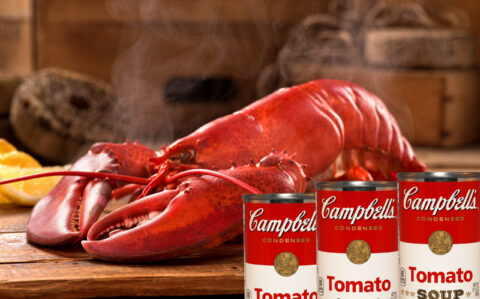 VIRUS BENEFITS FOOD PROCESSORS AND LOBSTER LOVERS