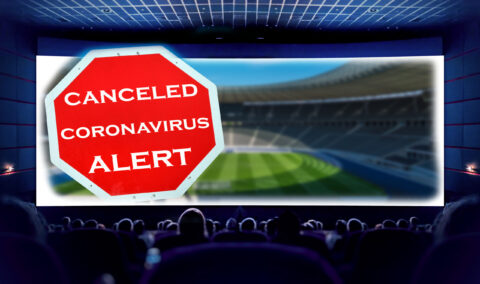 VIRUS VICTIMS: TOURISM, TRADE SHOWS, THEATERS, SPECIAL EVENTS