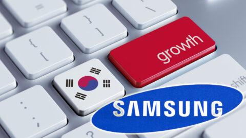 SOUTH KOREA: SAMSUNG HOLDS ECONOMY'S FATE