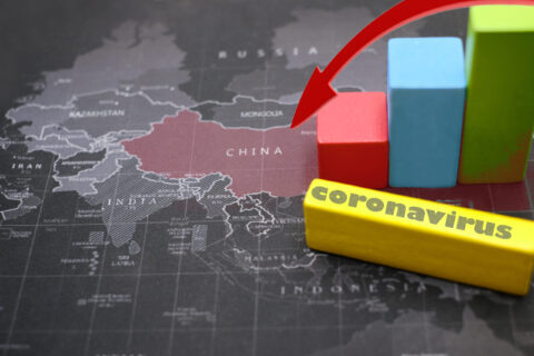 CHINA'S ECONOMIC WOES RIPPLE WORLDWIDE
