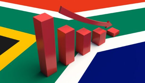 SOUTH AFRICA: RECESSION TO DEPRESSION