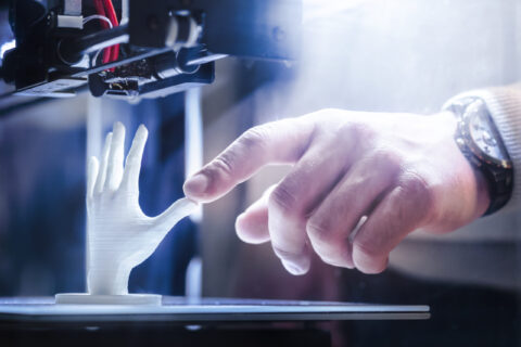 3D PRINTING A THOUSAND TIMES FASTER