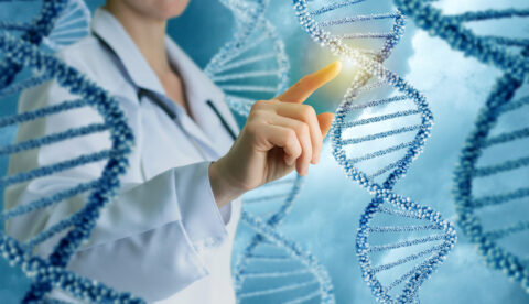 YOUR GENOME HAS BEEN MARKED DOWN