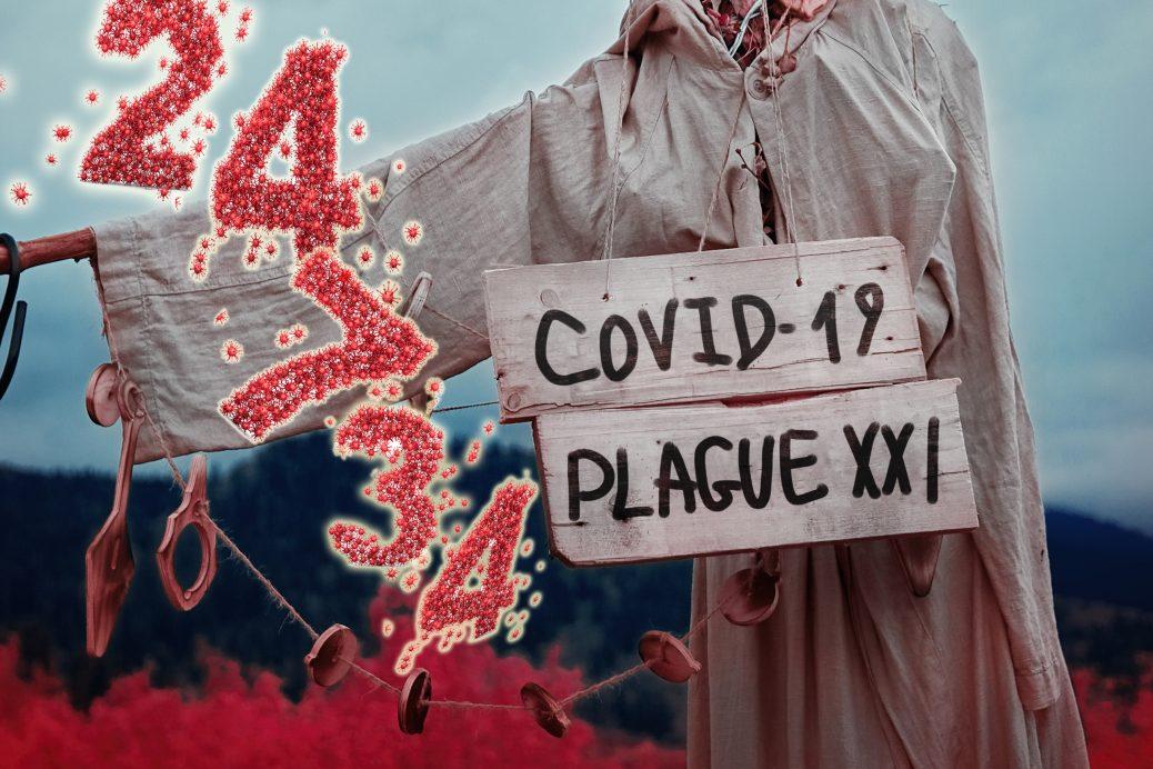 The numbers don't add up - Coronavirus